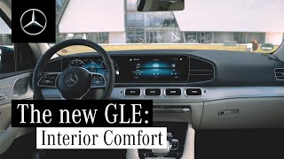 The Mercedes-Benz GLE 2019 - Get Comfortable