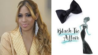 What to Wear To A Black Tie  AFFAIR/WEDDING - Makeup