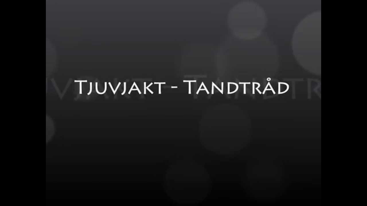 tjuvjakt-tandtrad-frida-ekstrom
