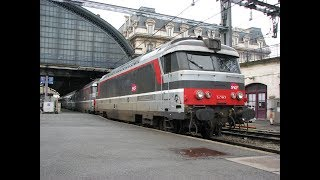 SNCF Class BB 67400 Last Tribute !  Un dernier Hommage aux plus belles 'siffleuses' de la SNCF !