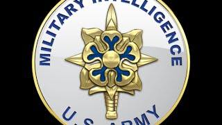 U.S. Army Military Intelligence Officer