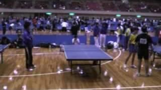 2010年 1月 9日(土)第9回Y卓杯3シングルス団体戦(横浜文化体育館...