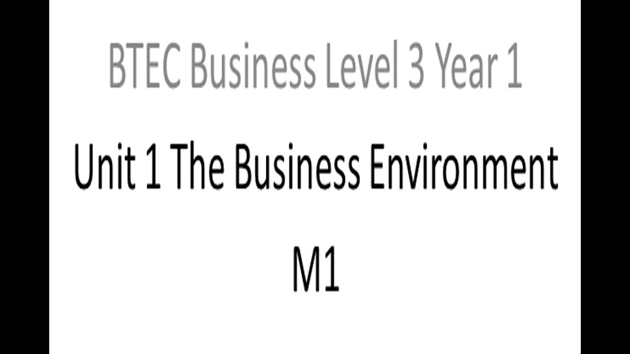 unit 1 the business environment p5 Contractual terms a contract is a set states that where goods are hired in the course of a business, there is an implied condition that the goods are of a satisfactory quality and reasonably fit for the purpose hired p4_and_p5_and_d1_template_unit_21doc: file size: 24 kb.