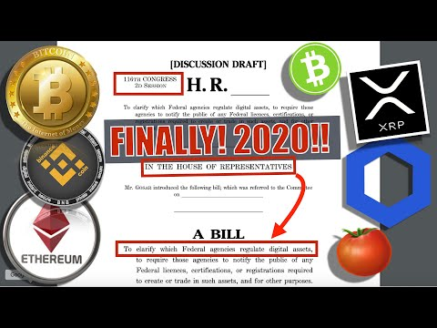 UNBELIEVABLE! U.S. Congress Crypto Bill! Schiff's TERRIFIED Tweets + BTC & Government Securities.