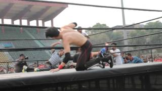 1st International Wrestling in Nepal 2016 Part 3 of 6