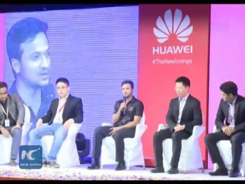 Chinese telecom Huawei seeks global expansion