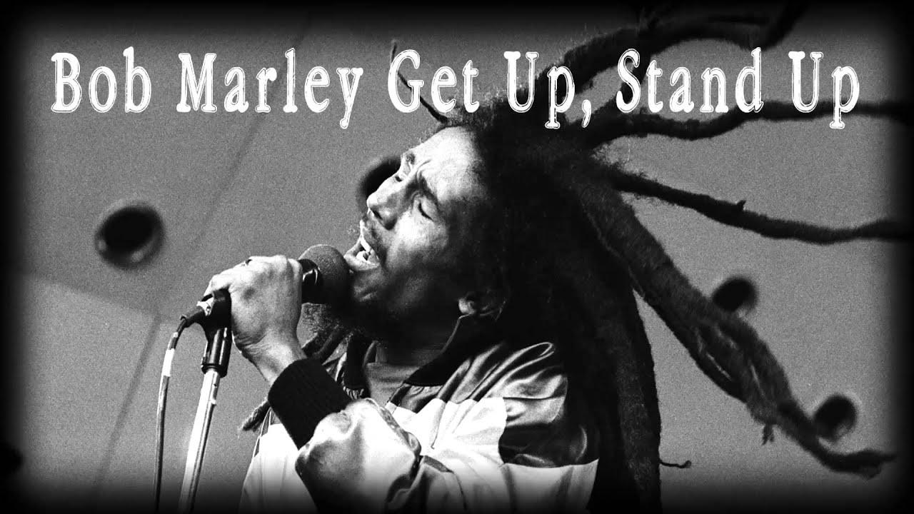 Bob Marley & The Wailers – Get Up, Stand Up Lyrics ...