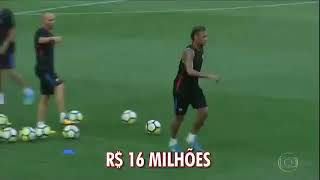 Segundo jogo  Neymar no PSG - e ele já faz o segundo gol e o terceiro gol ?