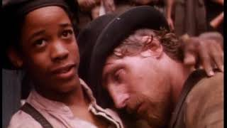 Newsies (1992) Movie Trailer - Christian Bale, Bill Pullman & Robert Duvall