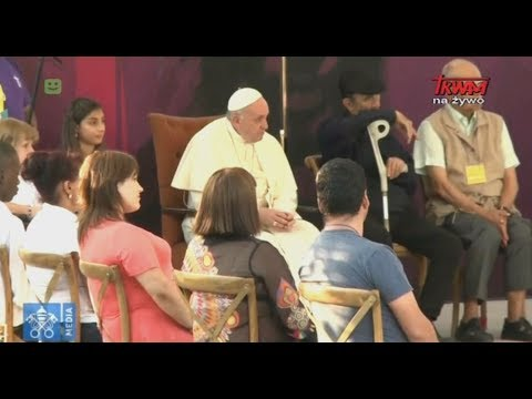 Podróż apostolska papieża Franciszka do Chile: wizyta prywatna w sanktuarium św. Alberta Hurtado SJ