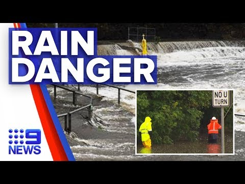 Residents Warned Of Extreme Weather Conditions | Nine News Australia
