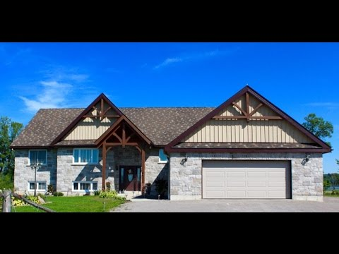 VIRTUAL TOUR - For Sale Waterfront House - 46 Birdlake Trail Cobden Ontario