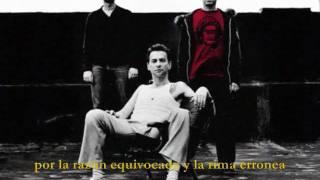 Depeche Mode - Wrong (sub. esp.)