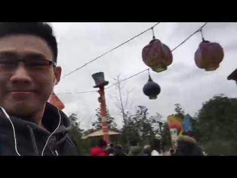 '16 Winter Trip to China