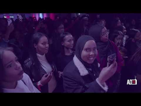 Maleek Berry - Kontrol (Live Performance at YouTube HQ in London)