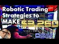 Robotic Trading Strategies | Algo Assist | Automated Trading Software | Ninjatrader
