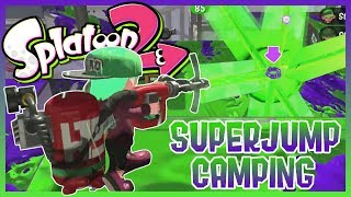 Splatoon 2 - The Art of Super Jump Camping