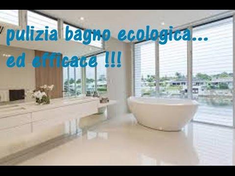 Come pulire il bagno in modo ecologico!!! youtube