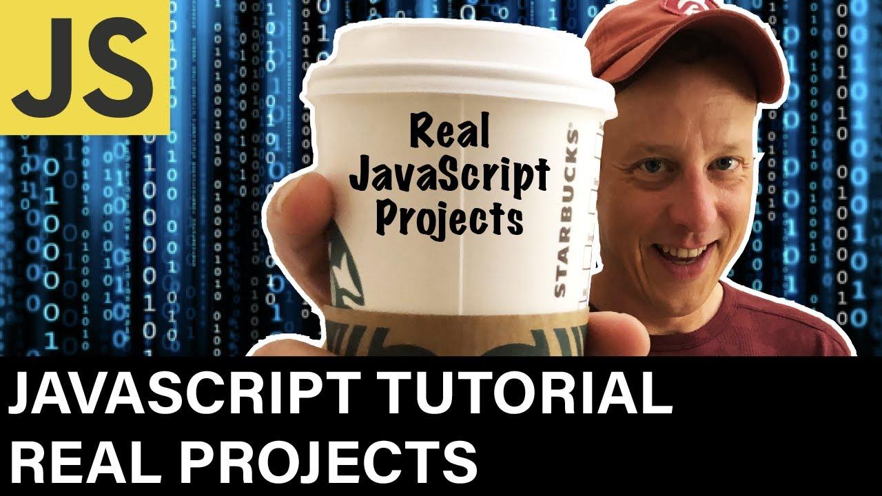 the best javascript tutorial youtube