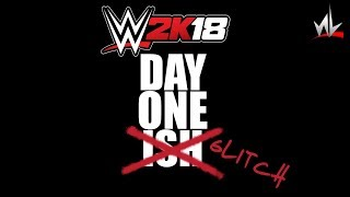 nL Live - WWE 2K18 Day 1 Glitch Compilation