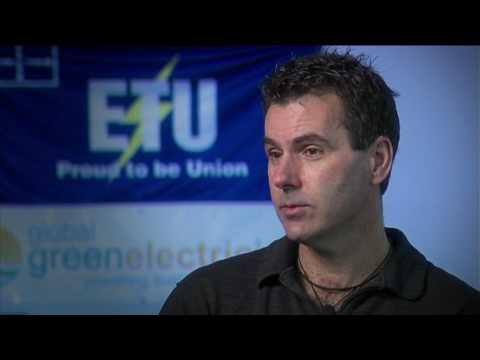 Global Green Electricians - The Union Show