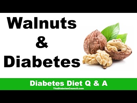 Are Walnuts Good For Diabetes