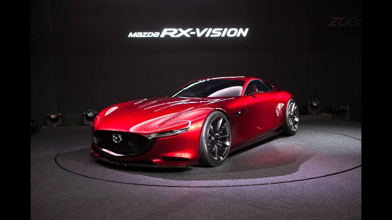 画像: 第44回東京モーターショー2015 マツダ プレスカンファレンス(記者発表会) Mazda's press conference at the 2015 Tokyo Motor Show www.youtube.com
