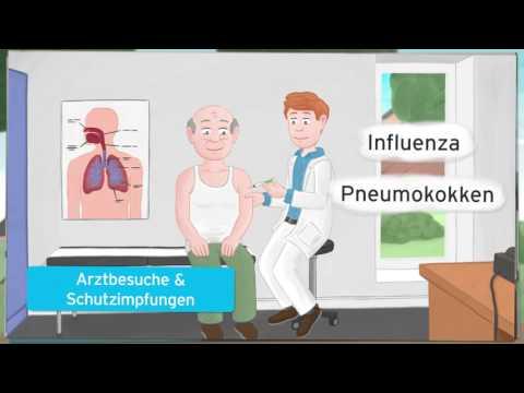 Exazerbationen bei COPD vorbeugen