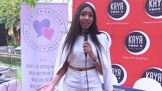 Kaya Fm at the Maslow Hotel   Mothers and Daughters Conversations