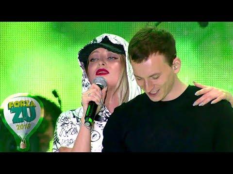 THE MOTANS & DELIA - Weekend (Live la FORZA ZU 2018)