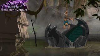 Heart of Darkness: Death Scene Montage - NintendoComplete