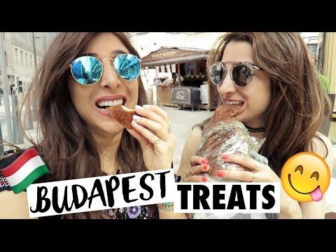 SUGAR HIGH IN BUDAPEST! | Amelia Liana