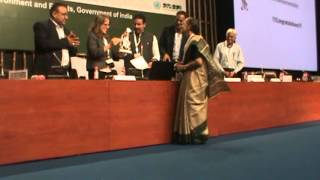 Sukuki Exnora AAM AADMI AWARDS 2012 presented by Danam Nagender