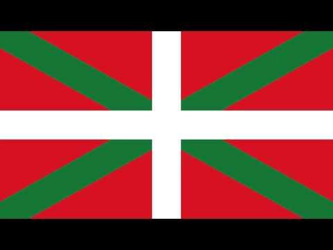 Bandera Regional del País Vasco (España) - Regional Flag of Basque Country (Spain)