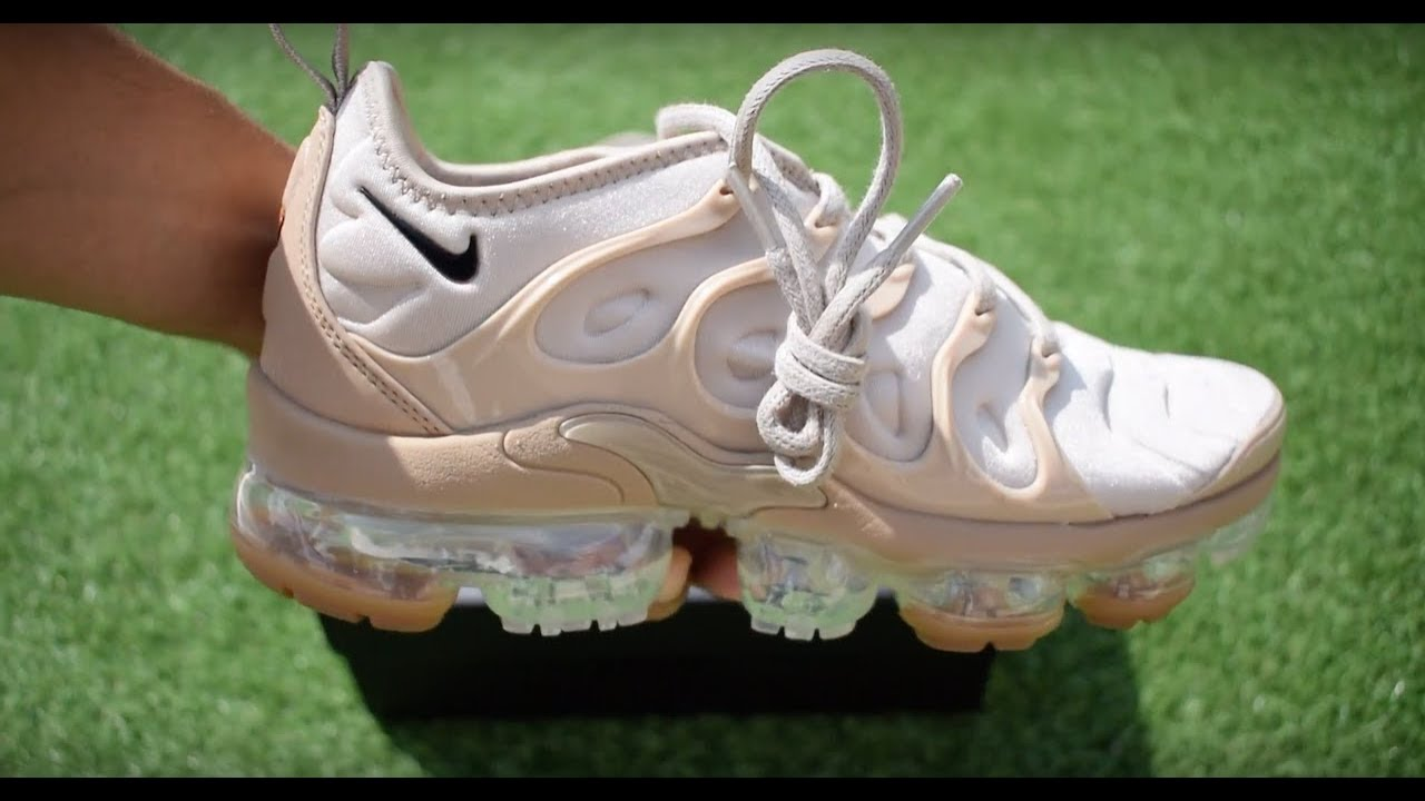 0c6b7f3c4d1 Nike Vapormax Plus Desert Brown Camo Unboxing - YouTube