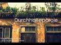 Durchhalteparole - Deutsch lernen - Wortschatz 0122