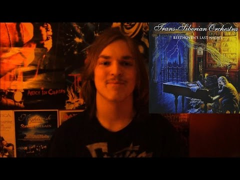 """Trans Siberian Orchestra """"Beethoven's Last Night"""" Album Review"""