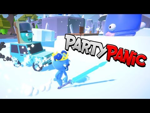PARTY PANIC😄  | PLAYING ADVENTURE MODE WITH MICROGUARDIAN