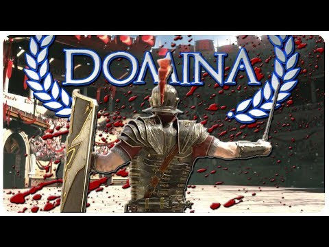 The Roman Gladiator Battle Arena RETURNS! | Domina Gameplay (Game Update)