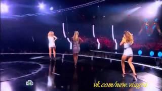 ВИА Гра - Перемирие ( шоу Хочу к Меладзе 25.10.2014 )