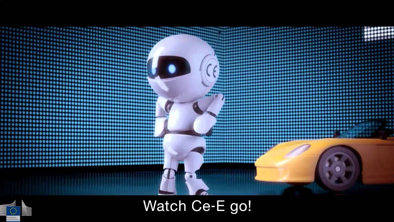 The Ce E Robot Song Our Toys Are Good To Go Youtube