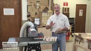 Versatility of Surface Sanders: Supermax 19-38 Drum Sander