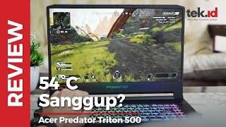 BUAS! Review Acer Predator Triton 500