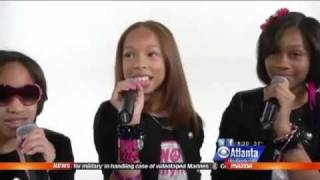 Young Fly Girlz featured on CBS Better Mornings Atlanta