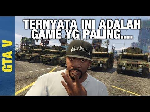 KEMBALI BELAJAR SAKING DAH LAMA GA MAIN   Grand Theft Auto V Indonesia thumbnail