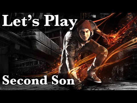 Infamous: Second Son - Let's Play