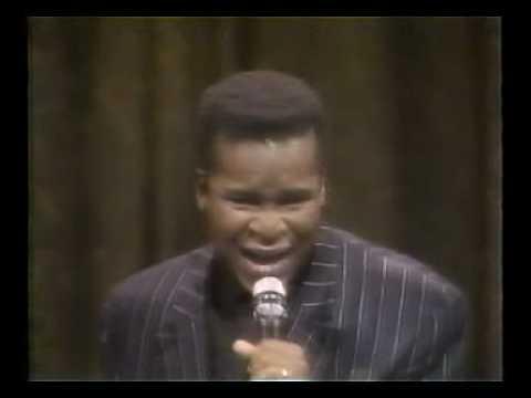 Black Singers are the Baddest Singers - David Alan Grier