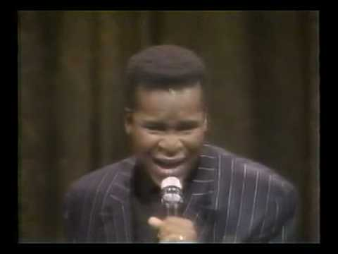 Black Singers are the Baddest Singers  David Alan Grier