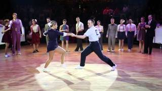 RTSF 2014 - Lindy Hop World Cup Strictly - Finals