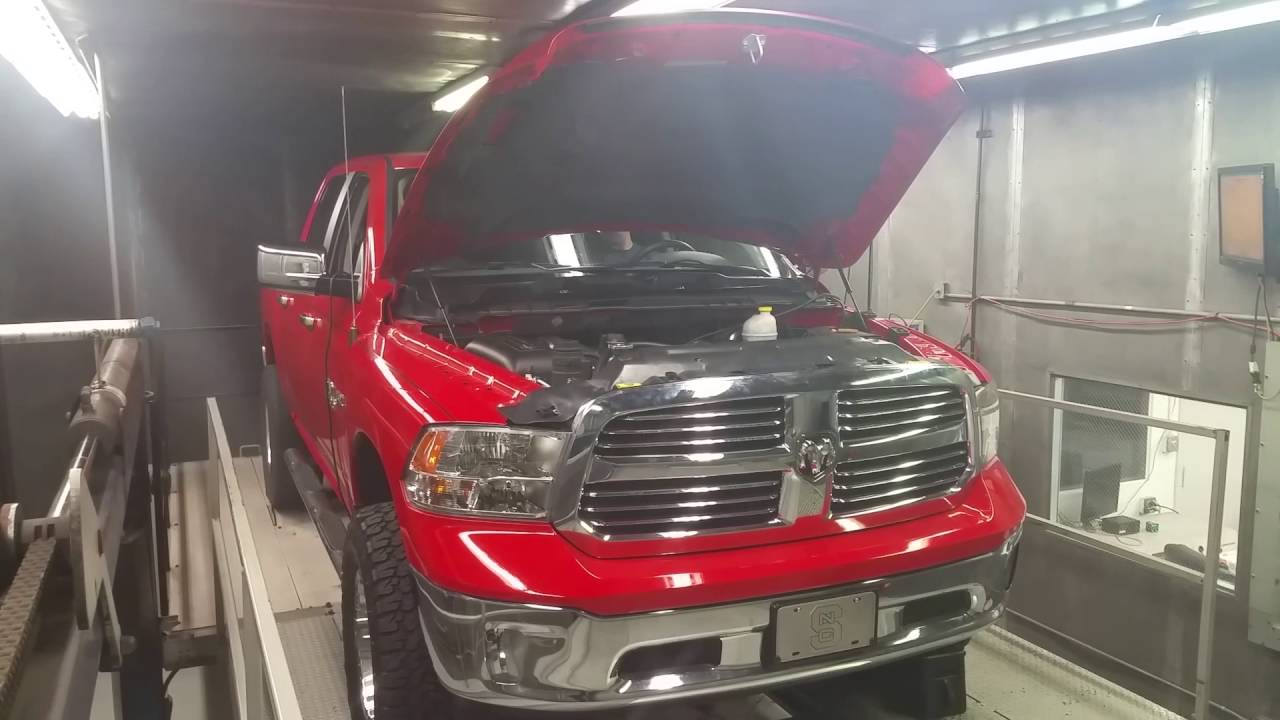 Norris 2014 Dodge Ram 1500 W 6lb Magnuson Supercharger Kit Youtube